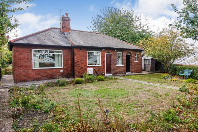 Thumbnail Detached bungalow for sale in Forge Hill Lane, Knottingley