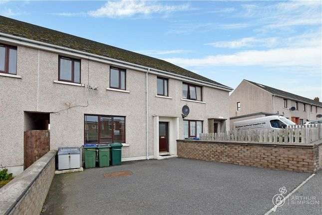 Thumbnail Semi-detached house for sale in Gilbertson Road, Lerwick, Shetland