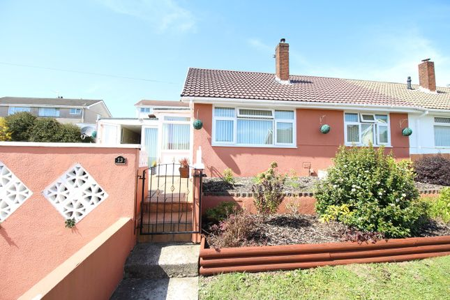 Thumbnail Semi-detached bungalow for sale in Aberthaw Circle, Newport