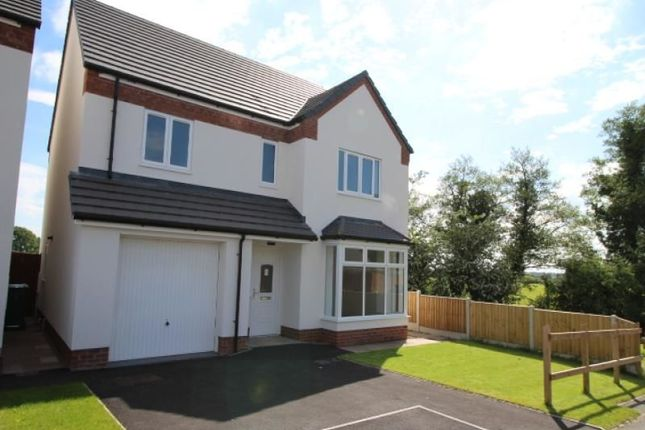 Thumbnail Detached house for sale in Whitebrook Meadow, Prees, Whitchurch