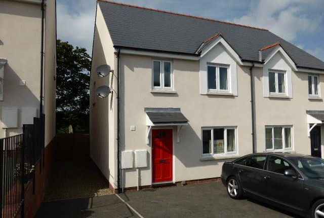Thumbnail Property to rent in Awel Yr Afon, Cardigan, Ceredigion