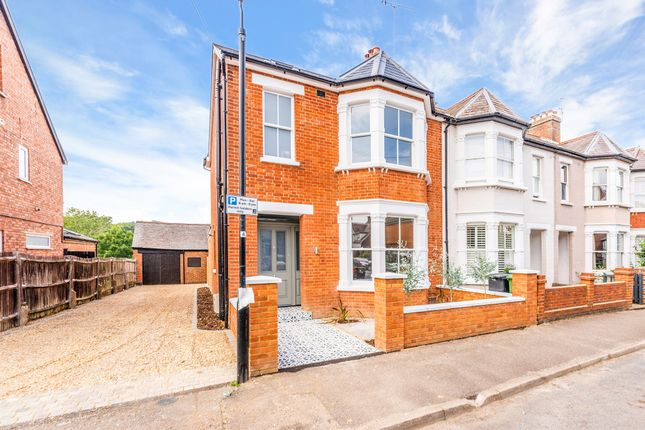 Thumbnail End terrace house for sale in Rothes Road, Dorking