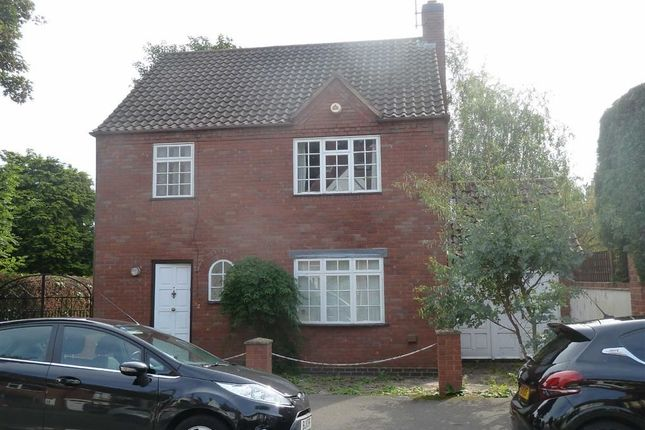 Thumbnail Detached House For Sale In Earls Road Nuneaton