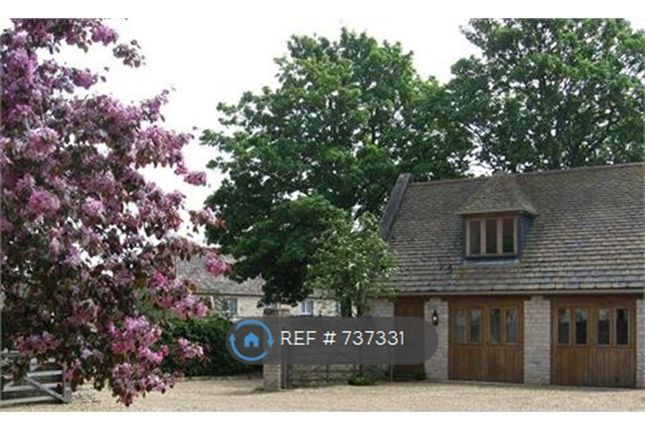 Thumbnail Detached house to rent in Off Drummingwell Lane, Oundle