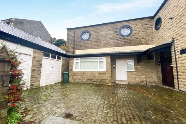 Thumbnail Semi-detached house for sale in Coach House Cottages, Manchester Road, Haslingden, Rossendale