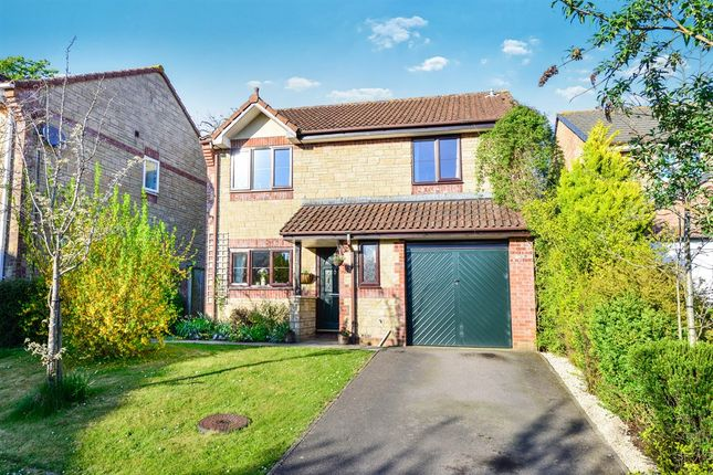 Thumbnail Detached house for sale in Eastwood Close, Frome