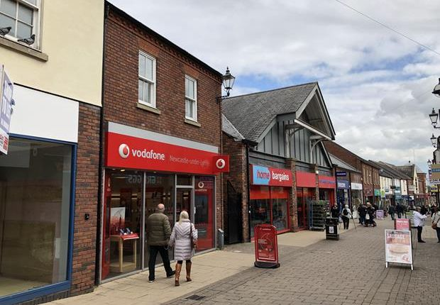 Thumbnail Retail premises to let in Castle Walk, Newcastle Under Lyme