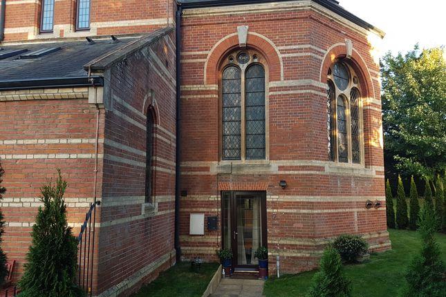 Thumbnail Maisonette for sale in The Chapel, Godfrey Gardens, Chartham, Canterbury