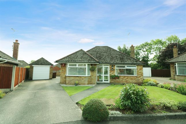 Thumbnail Detached bungalow for sale in Springfields, Blythe Bridge, Stoke-On-Trent