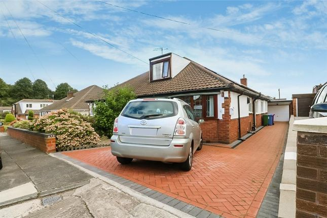 Thumbnail Semi-detached bungalow for sale in Vyner Road North, Gateacre, Liverpool
