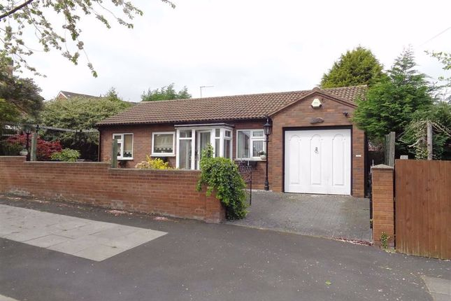 Thumbnail Detached bungalow for sale in Ollerton Road, Yardley, Birmingham