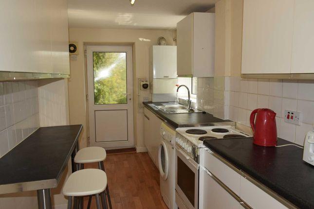 Thumbnail Semi-detached house to rent in Stuart Place, Bath
