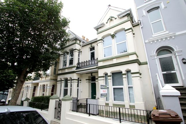 Thumbnail Shared accommodation to rent in Connaught Avenue, Mutley, Plymouth