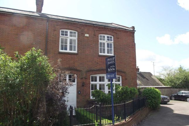 Thumbnail Semi-detached house to rent in School Mews, Coggeshall, Colchester