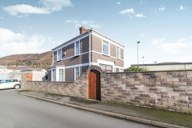 Thumbnail Detached house for sale in Evelyn Terrace, Port Talbot
