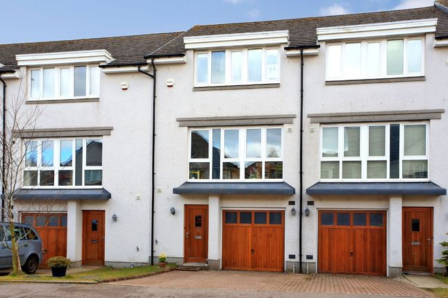 Thumbnail Terraced house to rent in Woodlands Walk, Cults, Aberdeen