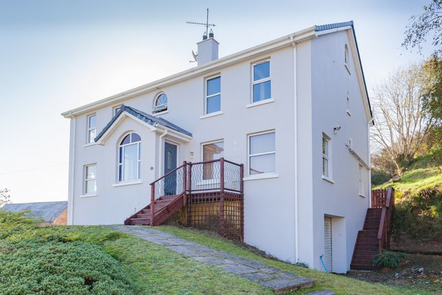 Thumbnail Detached house for sale in Browndod Road, Parkgate
