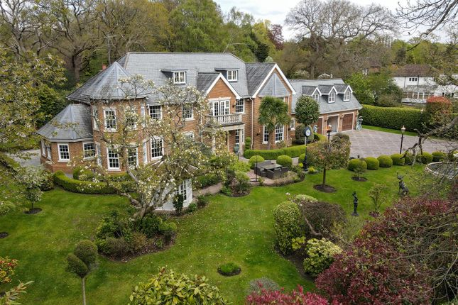 Thumbnail Property for sale in Christchurch Road, Wentworth, Virginia Water