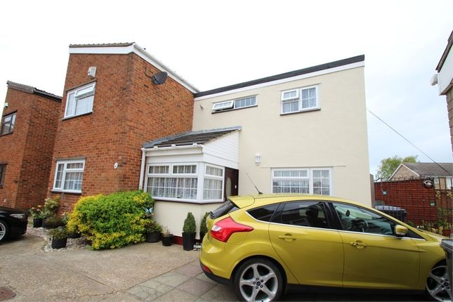 Thumbnail Semi-detached house for sale in Tintern Close, Ipswich, Suffolk