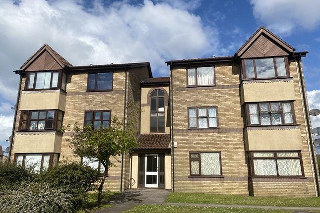 Thumbnail Flat to rent in Harvey Crescent, Aberavon, Port Talbot, Neath Port Talbot.