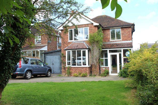 Thumbnail Detached house for sale in Horringer Road, Bury St. Edmunds
