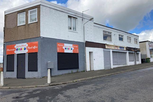 Thumbnail Retail premises for sale in Coatbridge, Lanarkshire