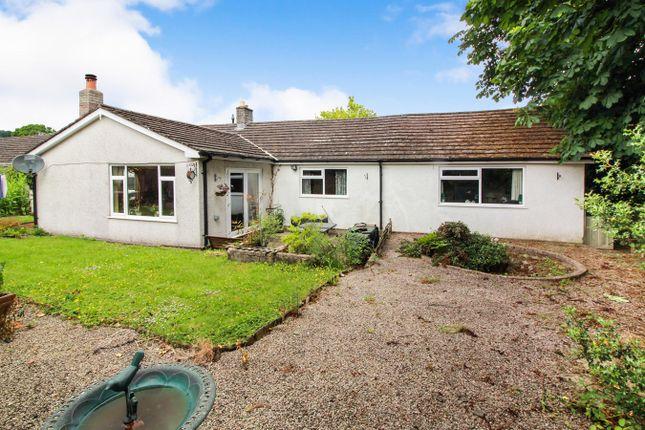 Thumbnail Detached bungalow for sale in Lime Trees Avenue, Llangattock, Crickhowell