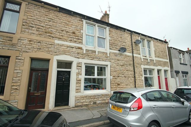 Thumbnail Terraced house to rent in Hunter Street, Carnforth