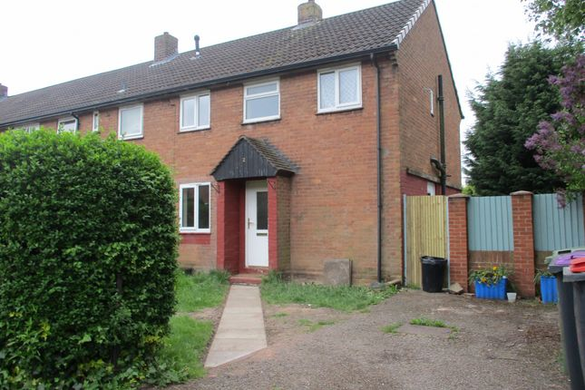 Thumbnail Semi-detached house for sale in Valley Road, Telford, Shropshire