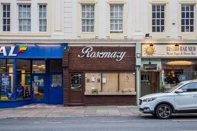 Thumbnail Restaurant/cafe to let in Former Rosemary Cafe, 5 Coronation Walk, Southport, Merseyside
