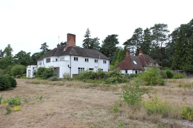 Thumbnail Land for sale in Buttersteep Rise, Ascot, Berkshire