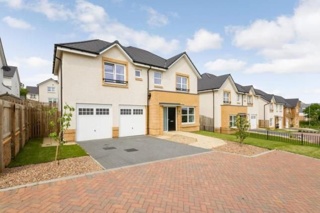 Thumbnail Detached house for sale in Mossbeath Grove, Uddingston, Glasgow, North Lanarkshire