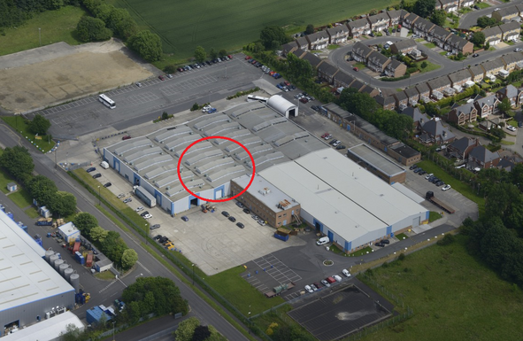 Thumbnail Industrial to let in Stephenson Industrial Estate, Washington