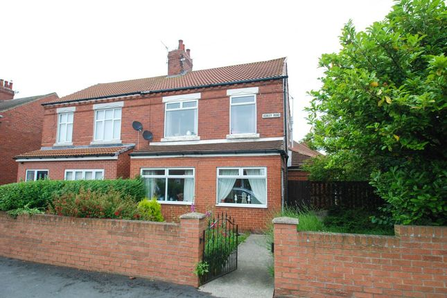 Thumbnail Semi-detached house to rent in Ashley Road, South Shields