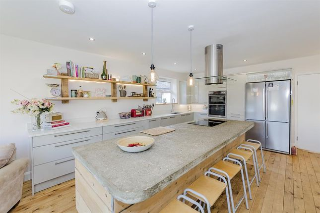 Thumbnail Detached house for sale in Wellesley Avenue, Goring By Sea, West Sussex
