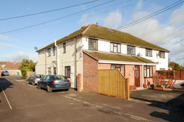Thumbnail Maisonette for sale in Milton Road, Sutton Courtenay