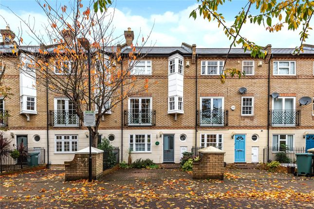 Thumbnail Terraced house for sale in Cornwallis Square, London