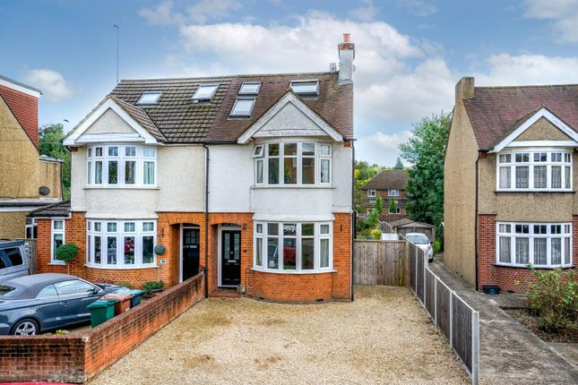 Thumbnail Property for sale in Harefield Road, Rickmansworth