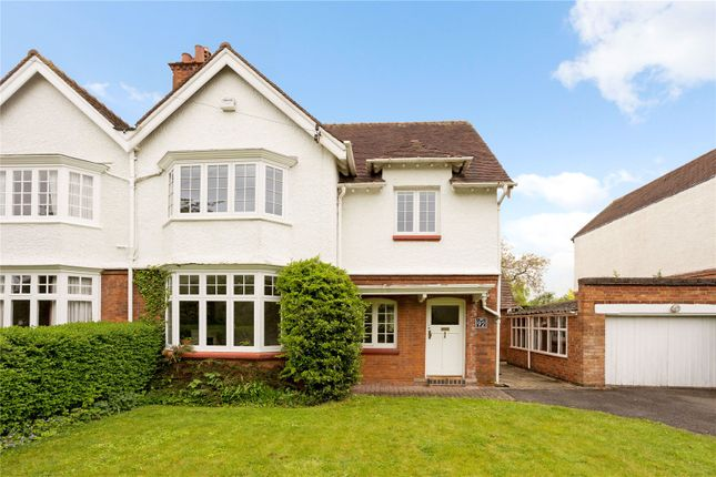 Thumbnail Semi-detached house for sale in Maidenhead Road, Stratford-Upon-Avon