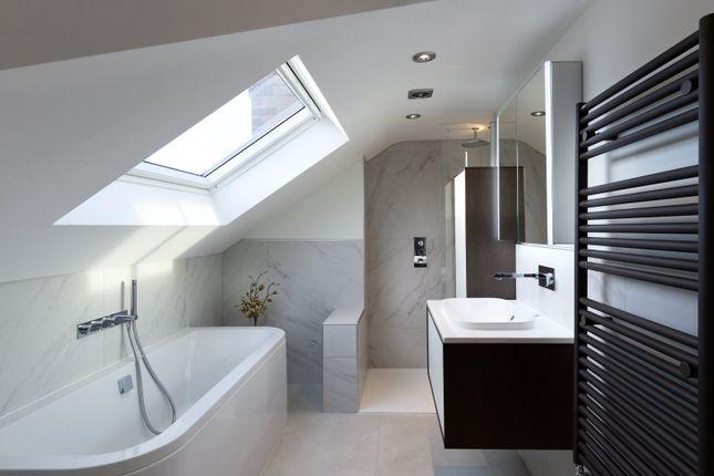 Master Bathroom of Burnside Avenue, Stockton Heath, Warrington WA4