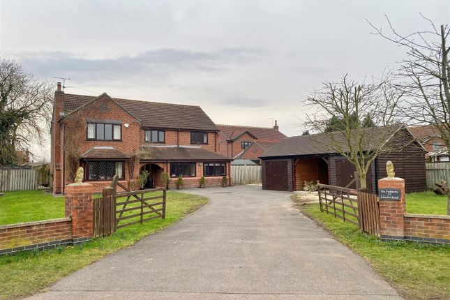 5 bed detached house for sale in Lincoln Road, Bassingham, Lincoln LN5