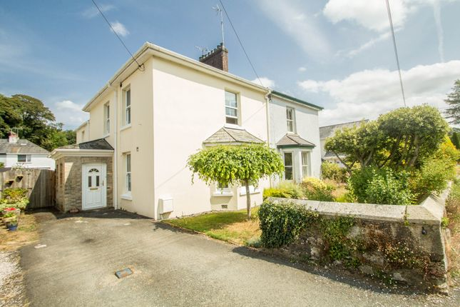 Thumbnail Semi-detached house for sale in Parkwood Road, Tavistock
