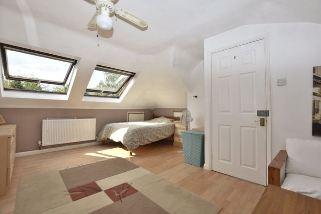 Thumbnail Semi-detached house for sale in The Crescent, Horley, Surrey