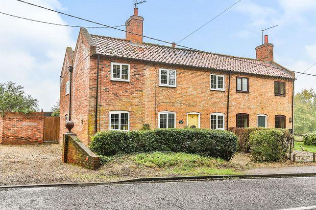 Thumbnail Property for sale in Brandon Road, Hilborough, Thetford