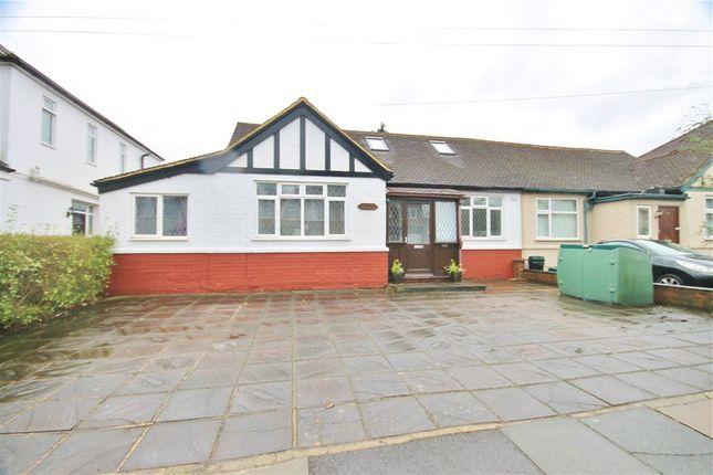 Thumbnail Semi-detached bungalow for sale in Waverley Avenue, Twickenham