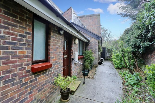 Thumbnail Terraced bungalow for sale in Palace Court, 17 Wythfield Road, Eltham