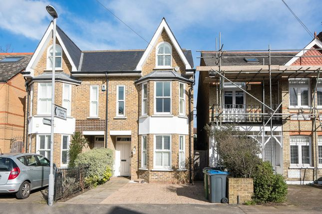 Thumbnail Detached house to rent in Clifton Road, Kingston Upon Thames, Surrey, UK