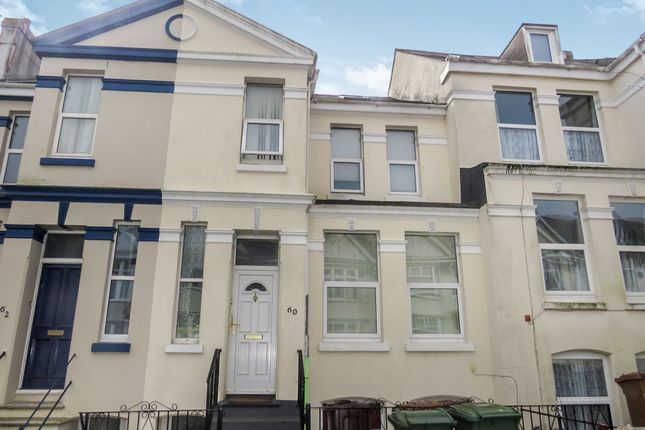 Terraced house for sale in Mount Gould Road, Plymouth