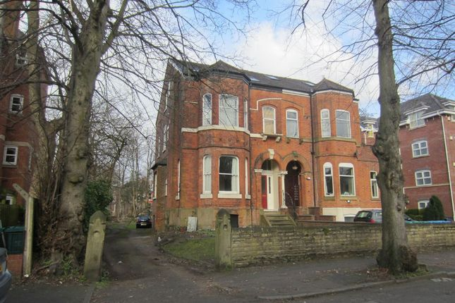 2 bed flat to rent in 36 Stanley Road, Whalley Range, Manchester, Greater Manchester.