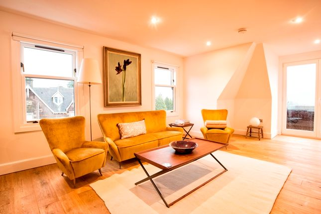 Thumbnail Flat for sale in Comrie Road, Crieff
